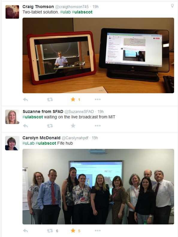 twitter - live session 2